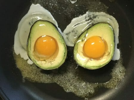 Avocado Eggs & Smoked Salmon Breakfast Recipe